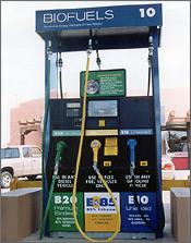 Biofuels Pump (www.fueleconomy.gov)