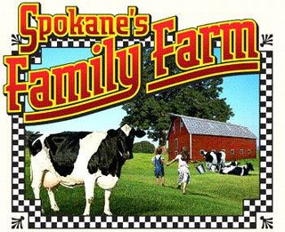 Spokane's Family Farm label
