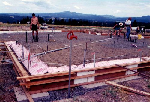 07 Foundation with Rebar