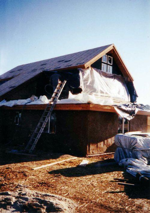 10e House with Fresh Stucco
