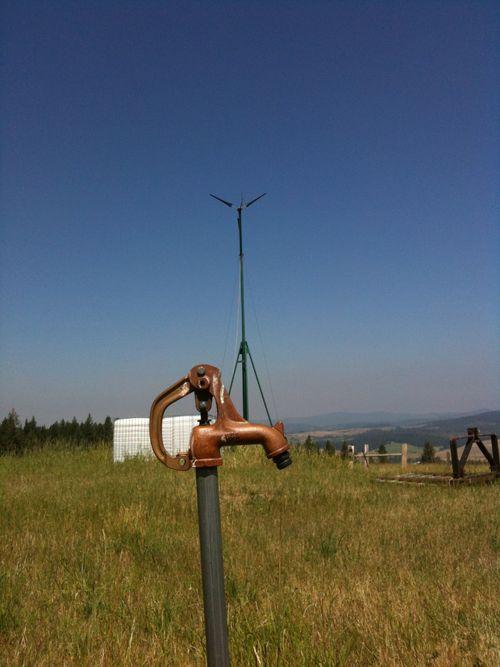 12f Windmill and Spigot