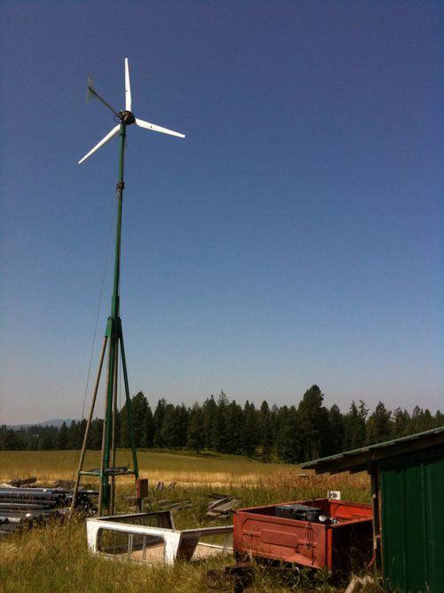 12c Windmill
